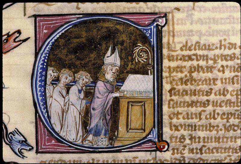 Angers, Bibl. mun., ms. 0373, f. 325 - vue 3
