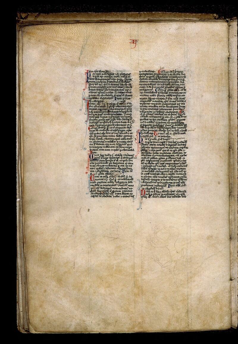 Angers, Bibl. mun., ms. 0374, B f. 037v - vue 1