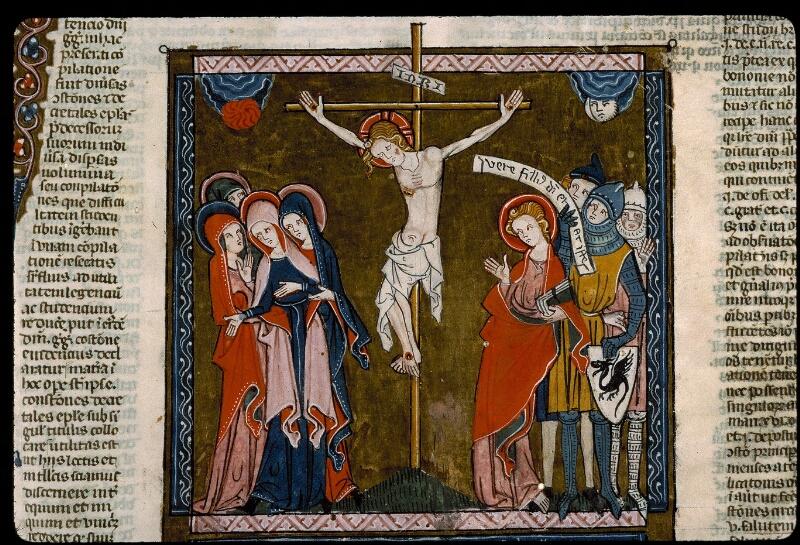 Angers, Bibl. mun., ms. 0376, f. 001 - vue 3