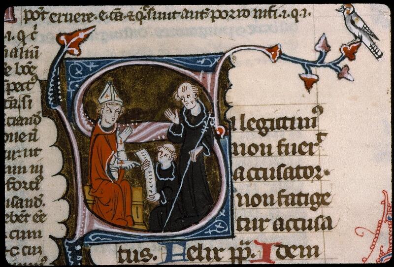 Angers, Bibl. mun., ms. 0376, f. 354 - vue 3