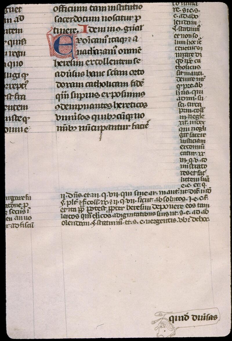 Angers, Bibl. mun., ms. 0376, f. 378v