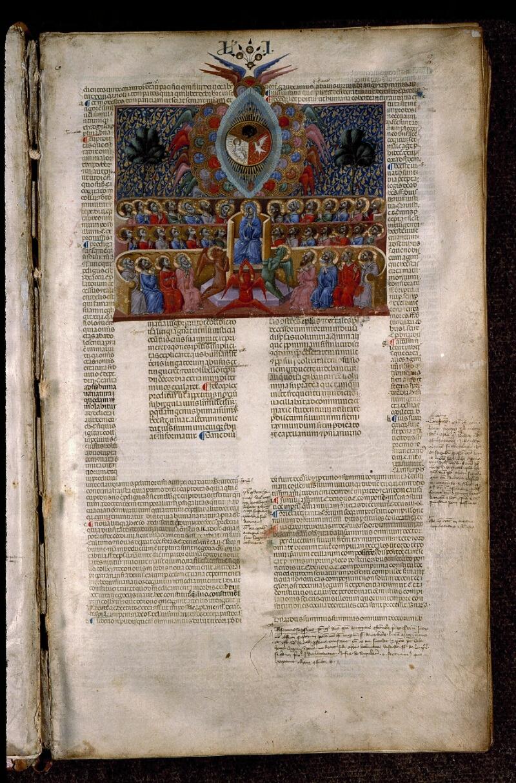 Angers, Bibl. mun., ms. 0378, f. 002 - vue 1