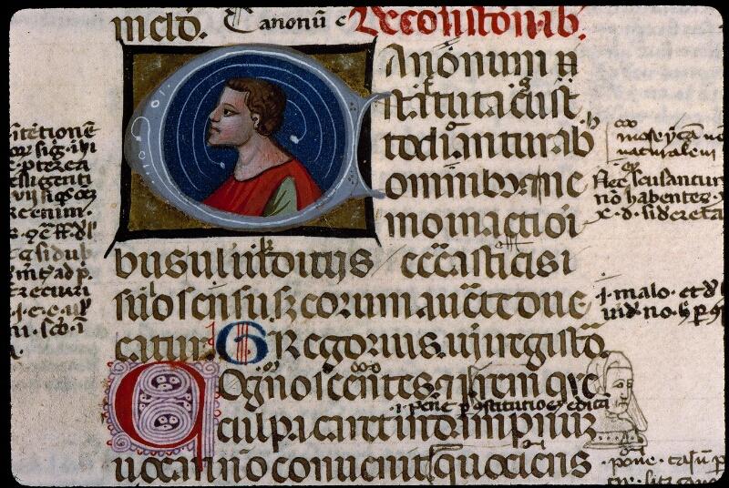 Angers, Bibl. mun., ms. 0378, f. 004 - vue 2