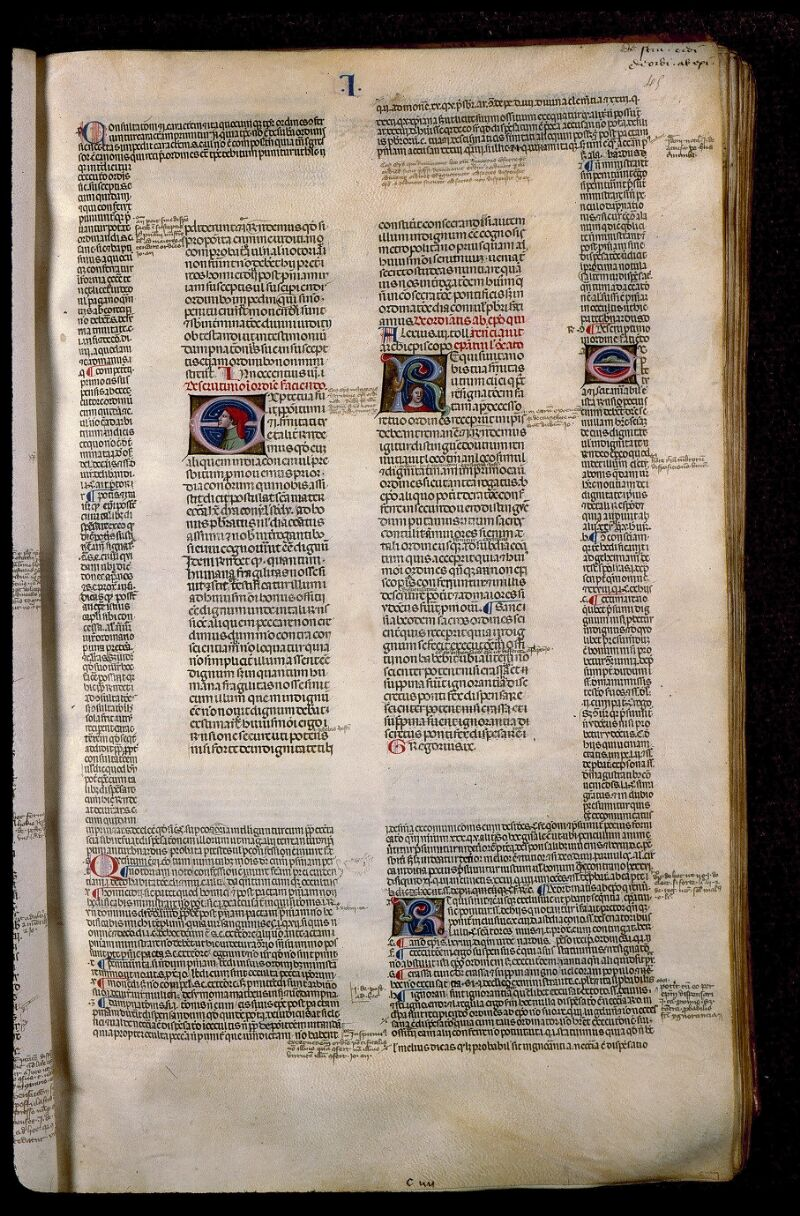 Angers, Bibl. mun., ms. 0378, f. 045