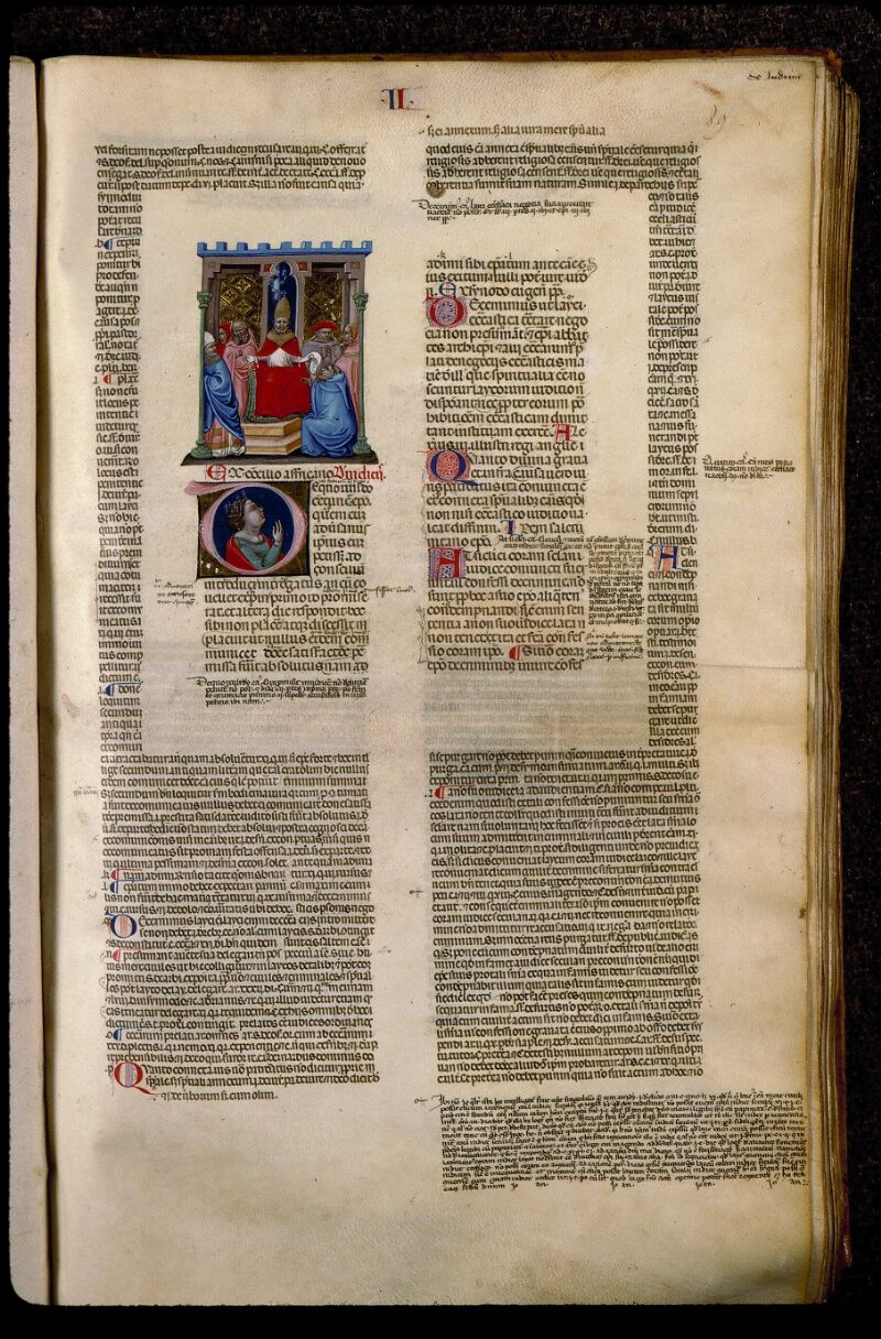 Angers, Bibl. mun., ms. 0378, f. 089 - vue 1