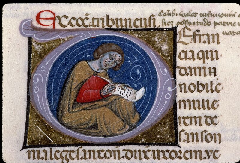 Angers, Bibl. mun., ms. 0378, f. 239 - vue 3