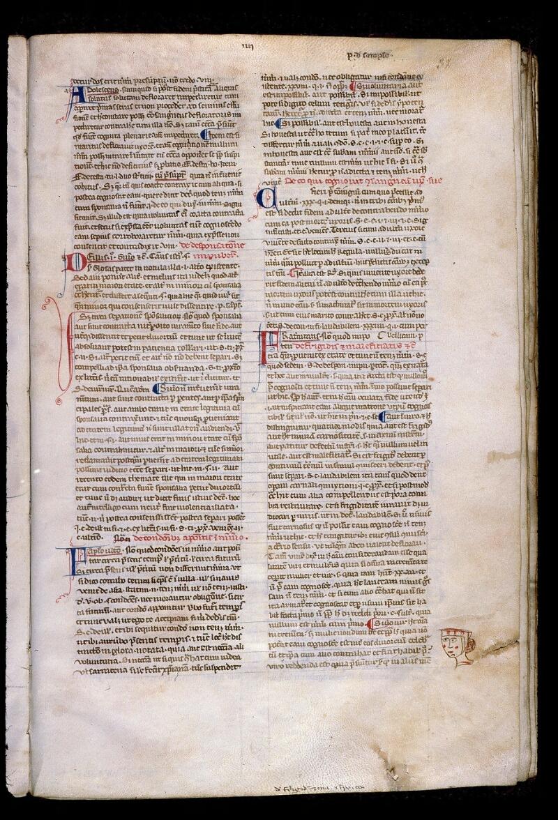 Angers, Bibl. mun., ms. 0381, f. 032