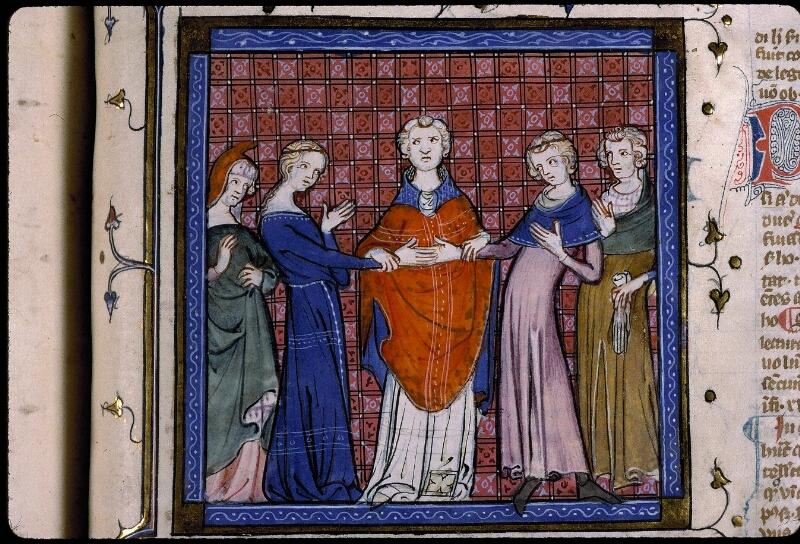 Angers, Bibl. mun., ms. 0384, f. 149 - vue 2