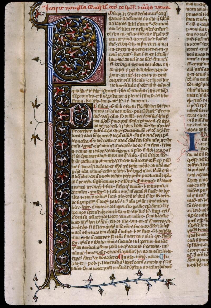 Angers, Bibl. mun., ms. 0384, f. 149 - vue 3