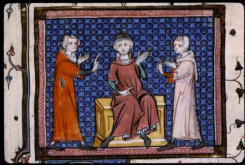 Angers, Bibl. mun., ms. 0384, f. 179 - vue 2