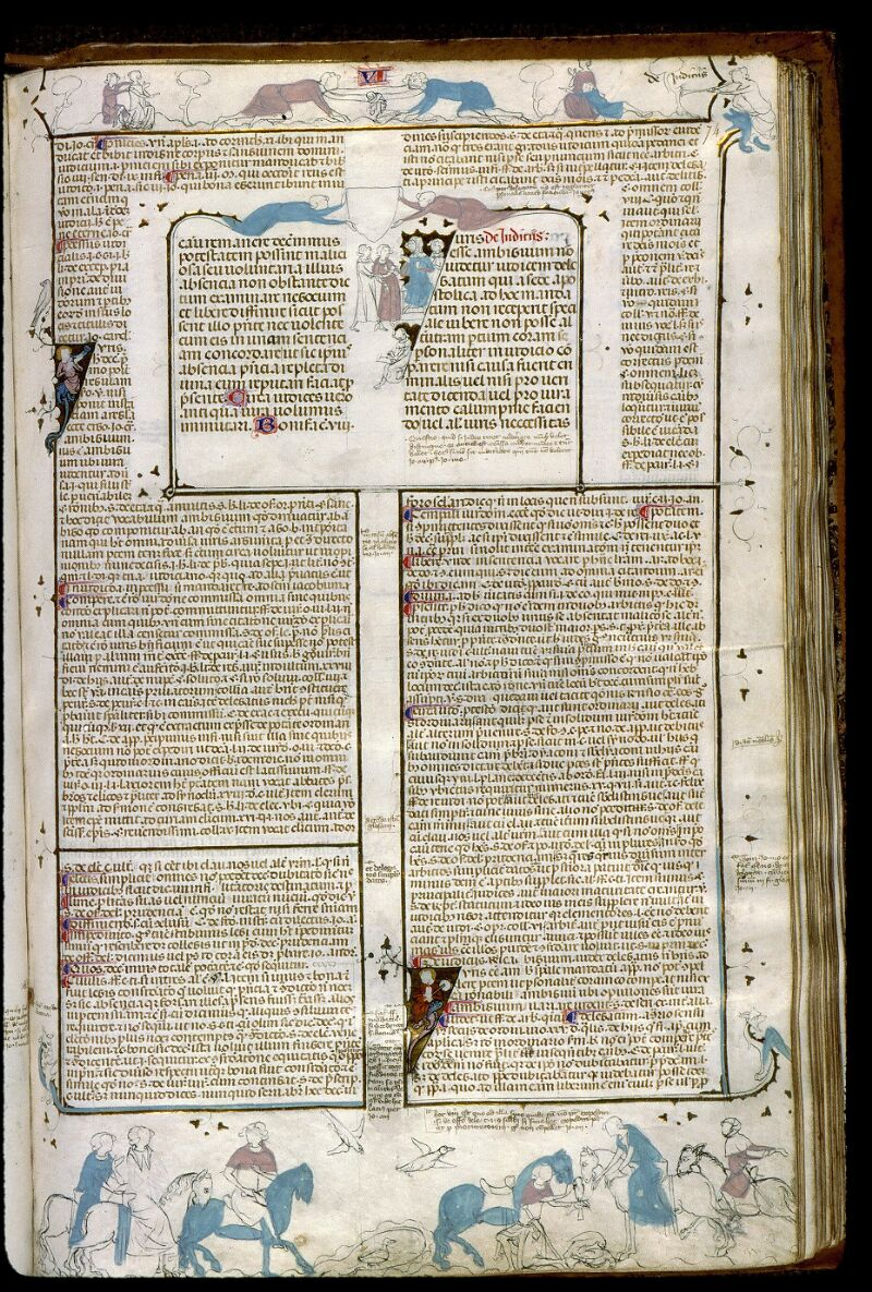 Angers, Bibl. mun., ms. 0385, f. 074 - vue 1