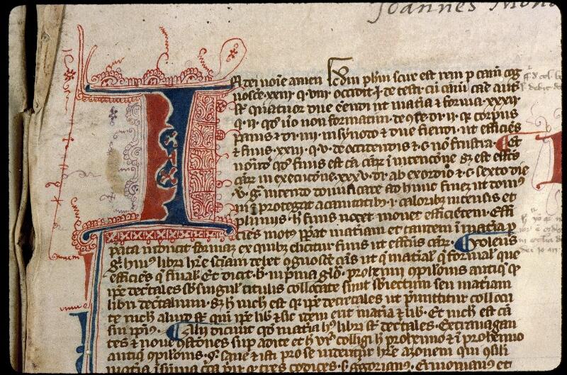 Angers, Bibl. mun., ms. 0386, f. 001 - vue 3