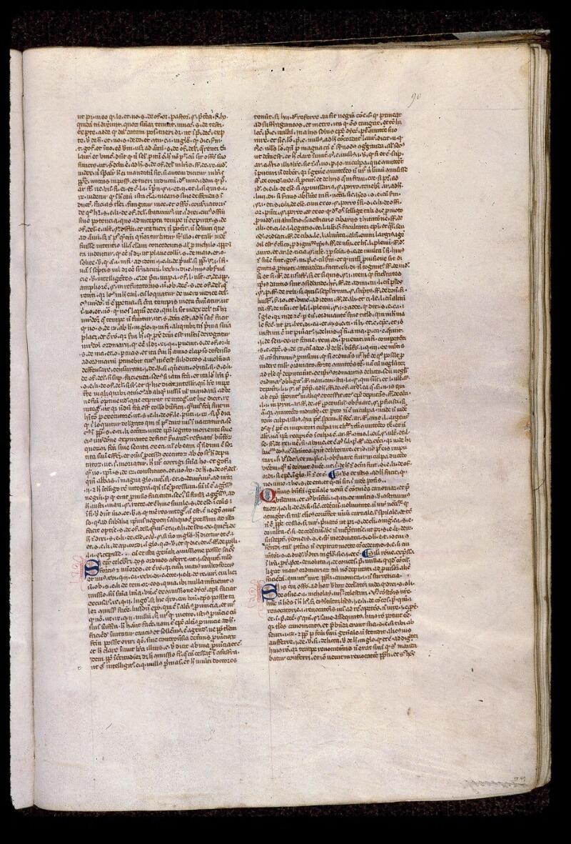 Angers, Bibl. mun., ms. 0390, f. 090