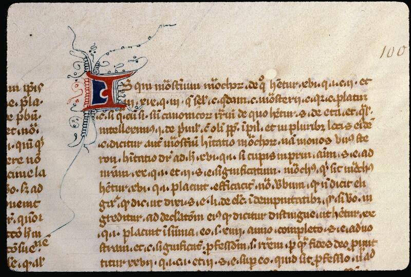 Angers, Bibl. mun., ms. 0390, f. 100