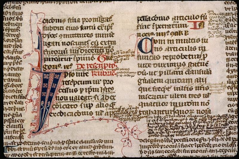 Angers, Bibl. mun., ms. 0391, f. 003v