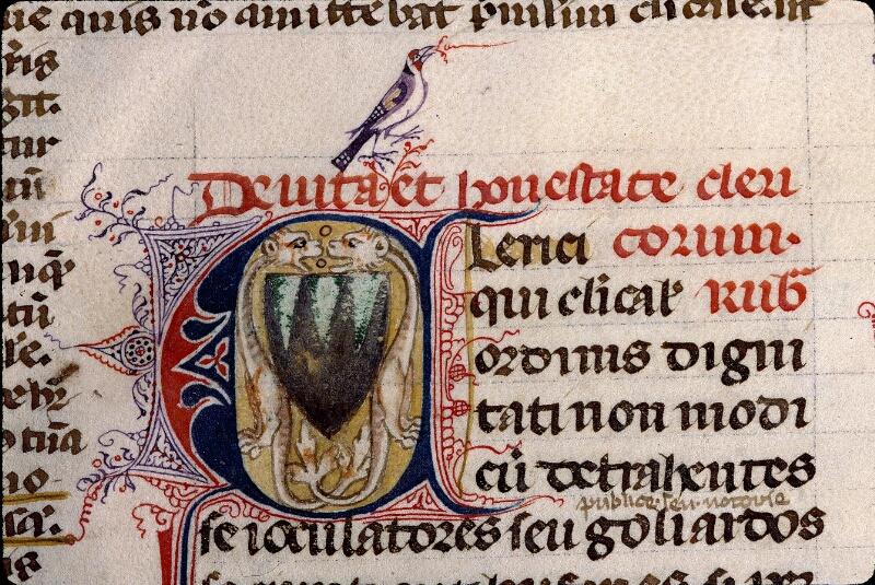 Angers, Bibl. mun., ms. 0391, f. 056 - vue 2