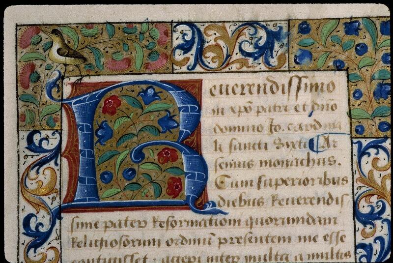 Angers, Bibl. mun., ms. 0404, f. 001 - vue 3