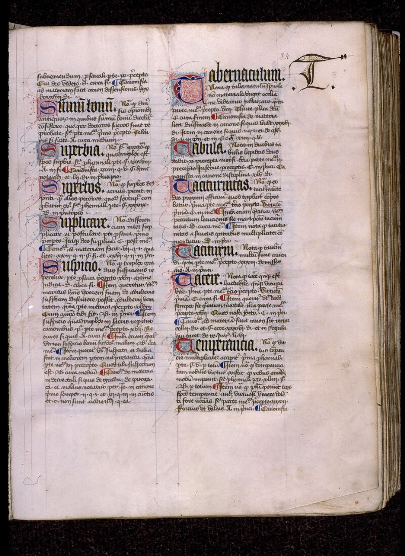 Angers, Bibl. mun., ms. 0420, f. 034