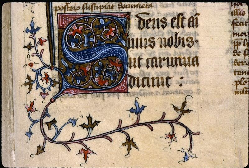 Angers, Bibl. mun., ms. 0420, f. 150 - vue 2