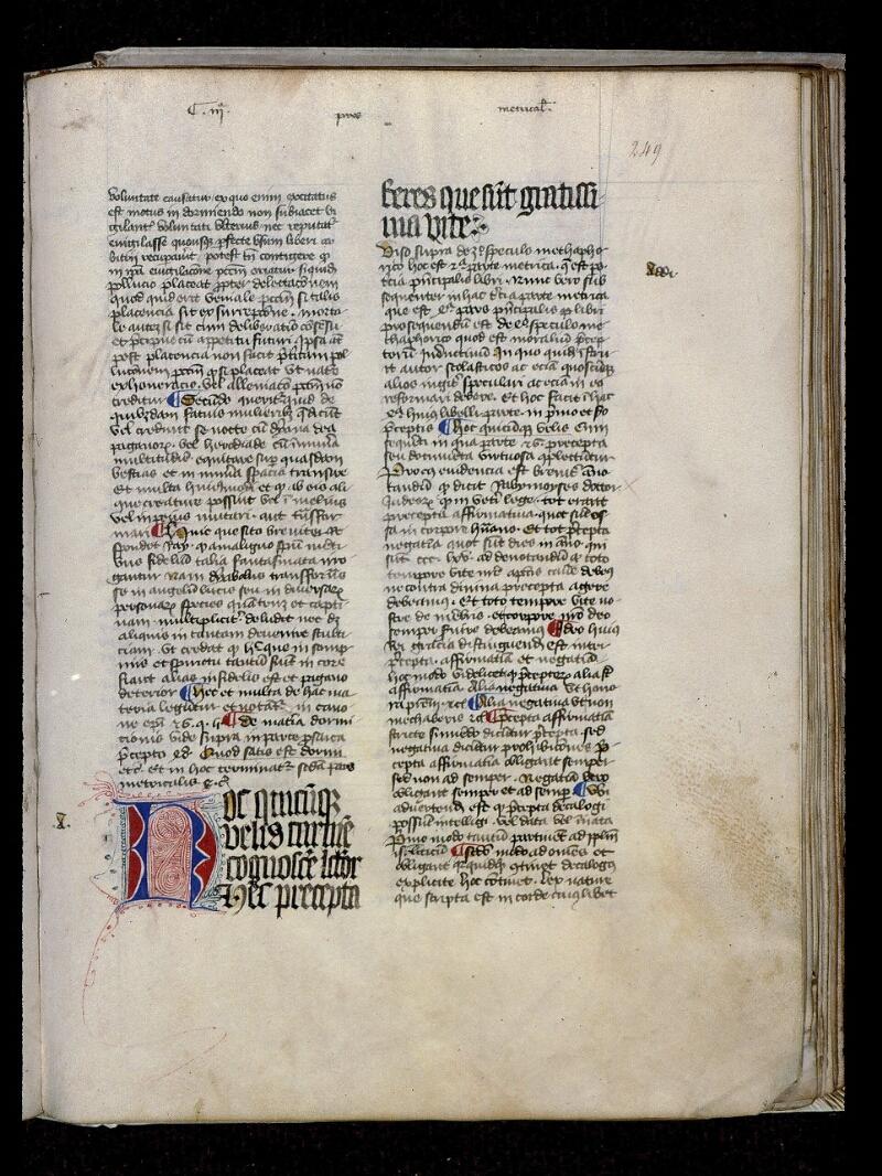 Angers, Bibl. mun., ms. 0420, f. 249