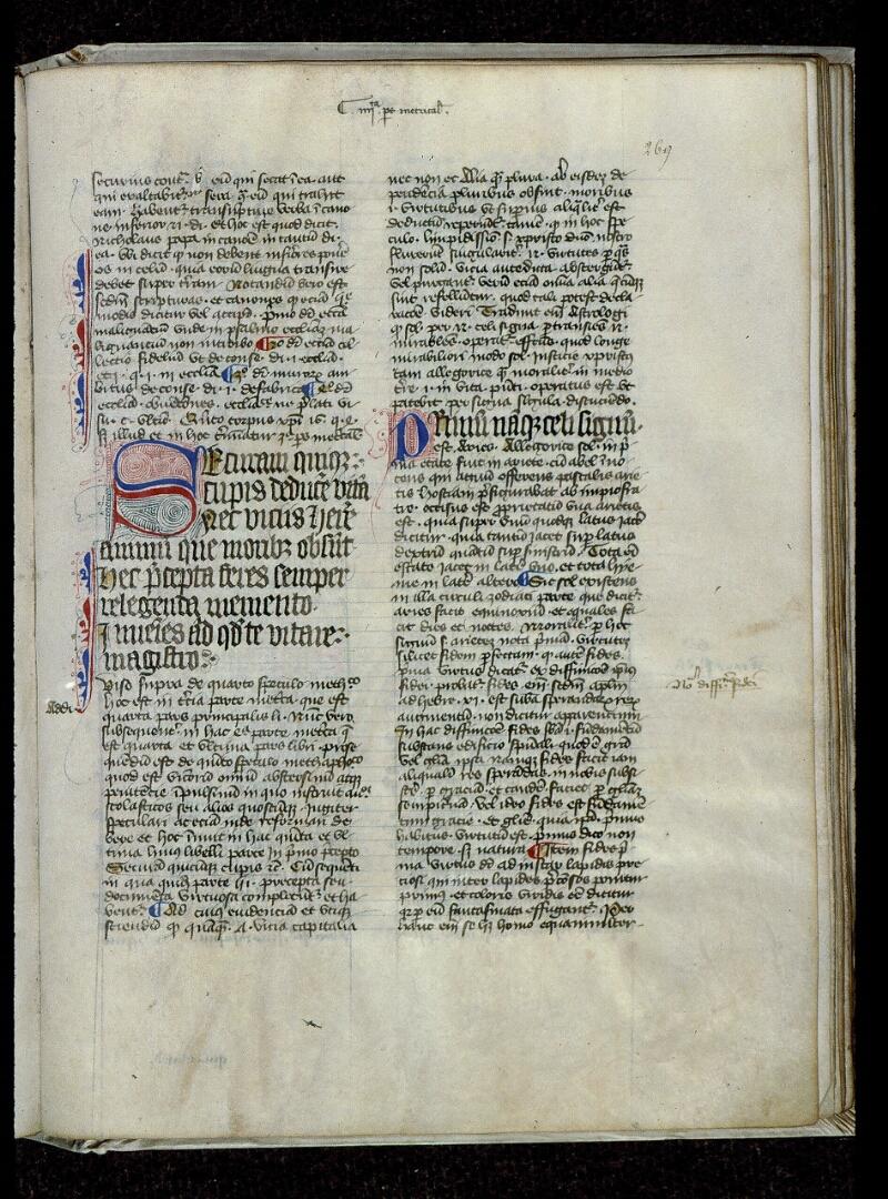 Angers, Bibl. mun., ms. 0420, f. 269