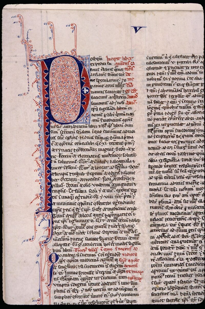 Angers, Bibl. mun., ms. 0459, f. 274