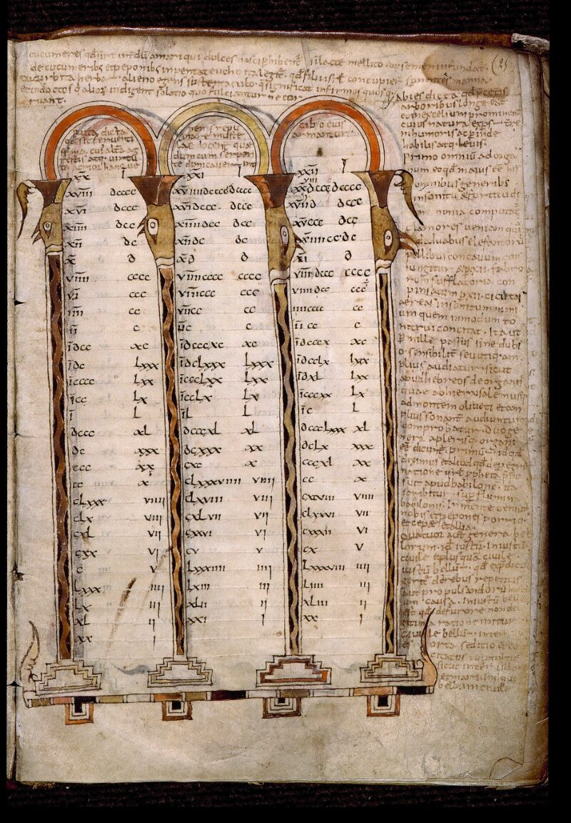 Angers, Bibl. mun., ms. 0477, f. 025 - vue 1