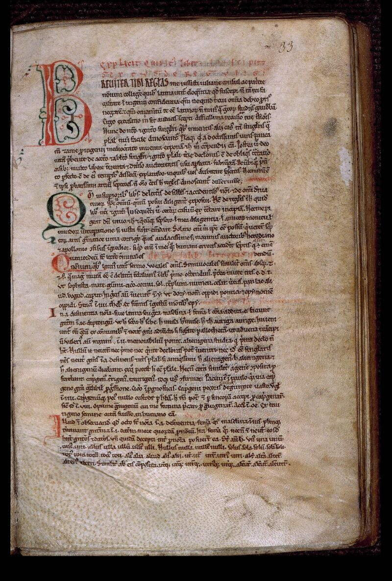 Angers, Bibl. mun., ms. 0495, f. 033