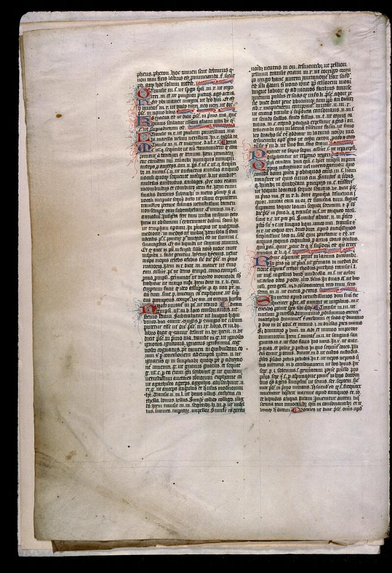 Angers, Bibl. mun., ms. 0496, f. 002v