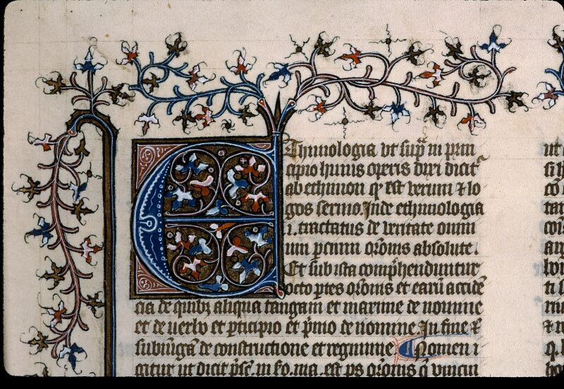 Angers, Bibl. mun., ms. 0496, f. 018 - vue 2