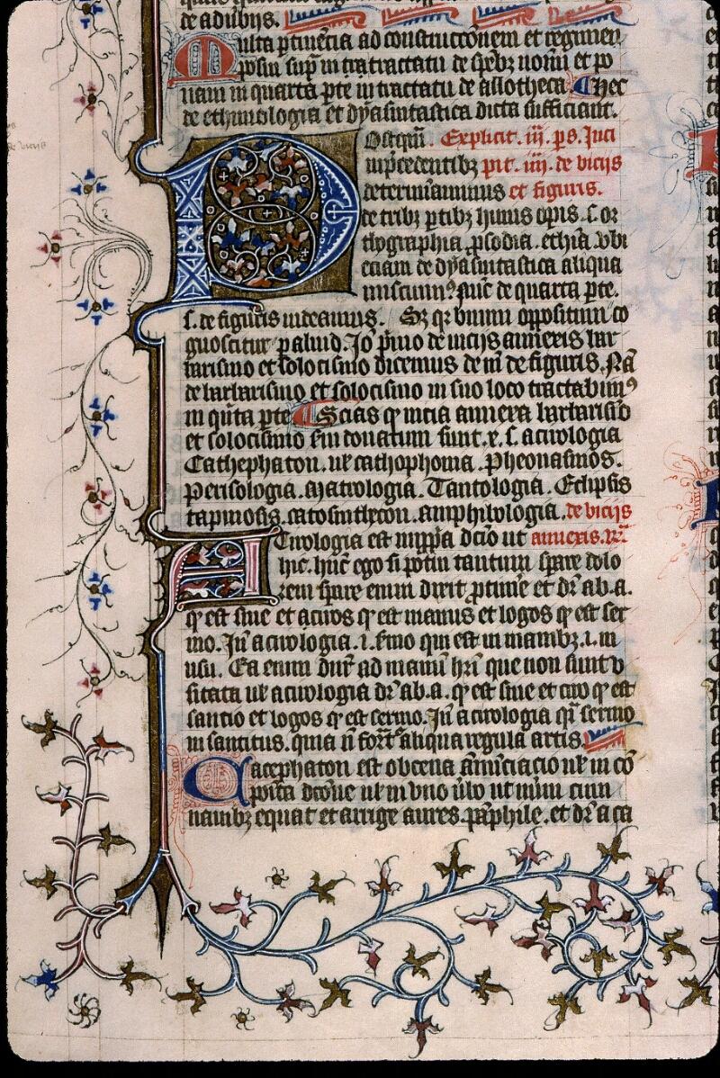 Angers, Bibl. mun., ms. 0496, f. 057 - vue 2