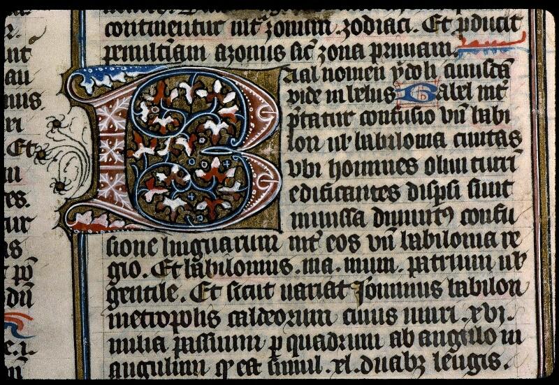 Angers, Bibl. mun., ms. 0496, f. 097 - vue 2