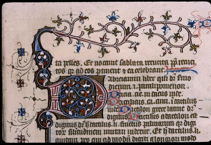 Angers, Bibl. mun., ms. 0496, f. 147 - vue 2