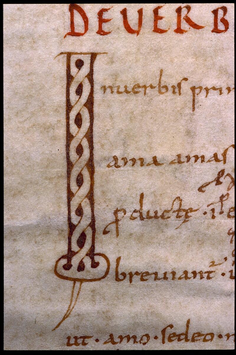 Angers, Bibl. mun., ms. 0522, f. 011 - vue 3
