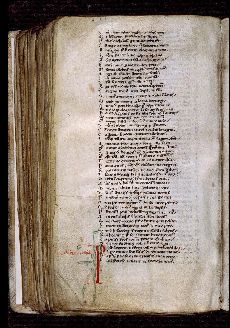 Angers, Bibl. mun., ms. 0542, f. 094v - vue 2