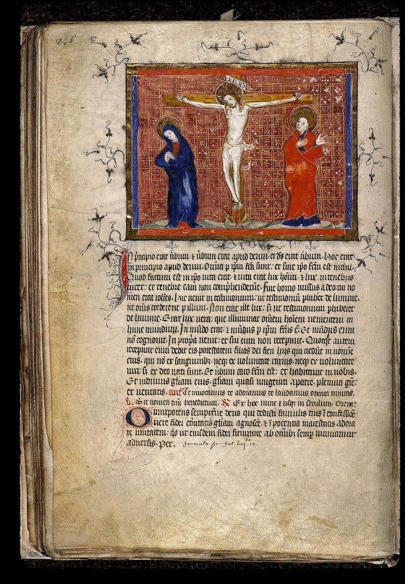Angers, Bibl. mun., ms. 0723, p. 246 - vue 1