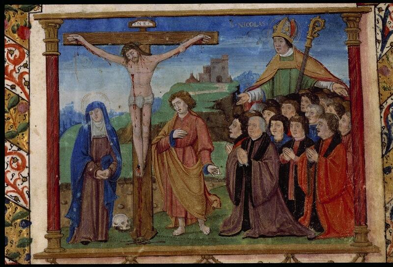 Angers, Bibl. mun., ms. 0762, f. 001 - vue 3