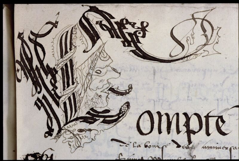 Angers, Bibl. mun., ms. 0769, f. 315 - vue 2