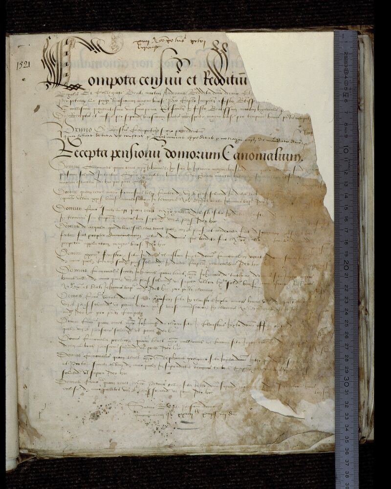 Angers, Bibl. mun., ms. 0771, f. 043 - vue 1