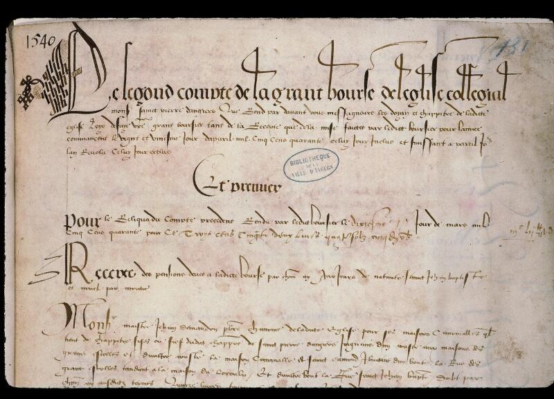 Angers, Bibl. mun., ms. 0773, f. 131