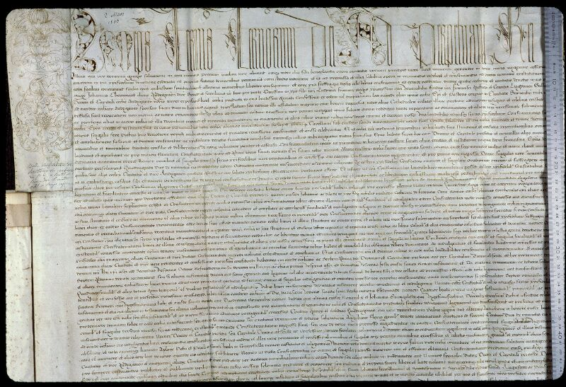 Angers, Bibl. mun., ms. 0788, n° 1 - vue 1