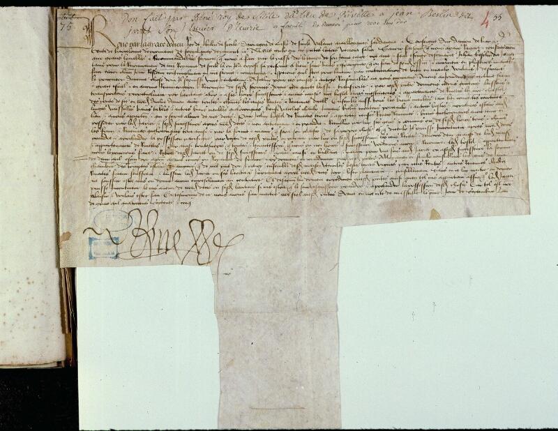 Angers, Bibl. mun., ms. 0794, f. 004 - vue 2