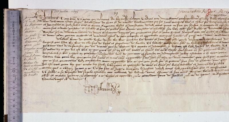 Angers, Bibl. mun., ms. 0794, f. 008 - vue 1