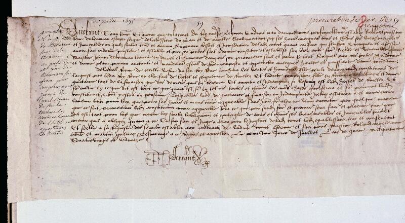 Angers, Bibl. mun., ms. 0794, f. 008 - vue 2