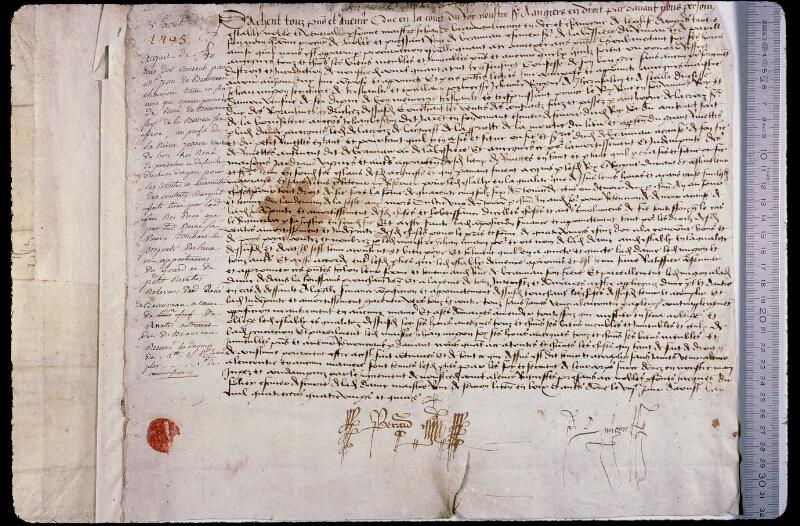 Angers, Bibl. mun., ms. 0794, f. 009 - vue 1