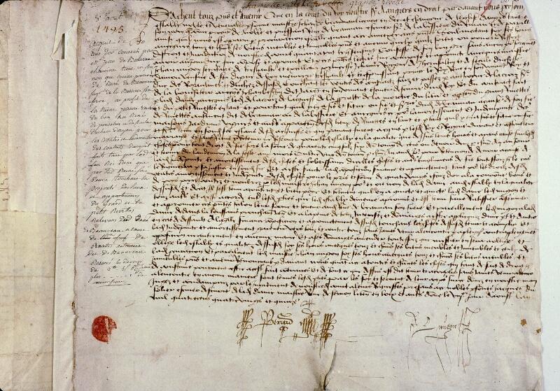Angers, Bibl. mun., ms. 0794, f. 009 - vue 2