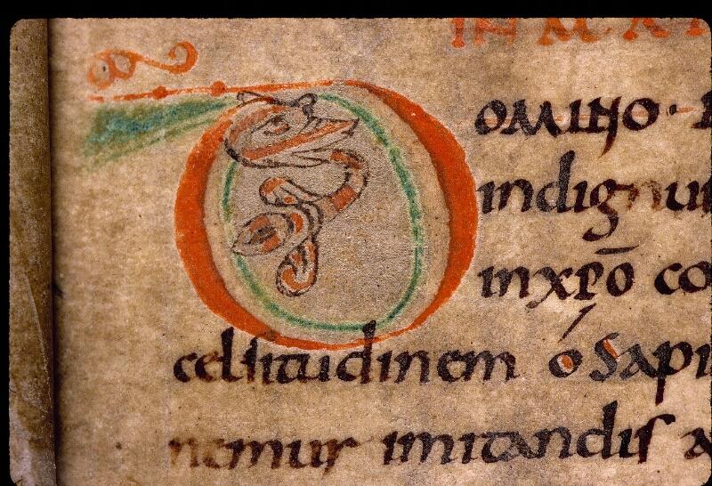 Angers, Bibl. mun., ms. 0798, f. 001 - vue 3