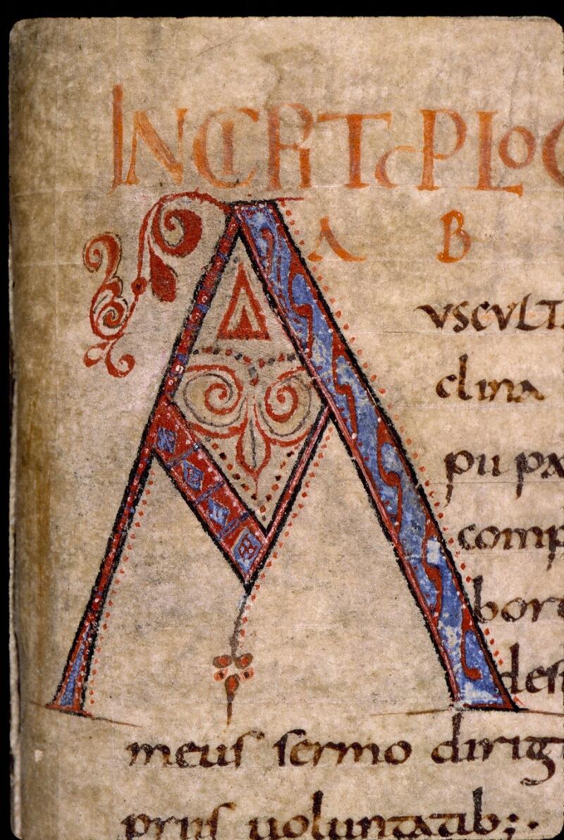 Angers, Bibl. mun., ms. 0798, f. 069 - vue 2