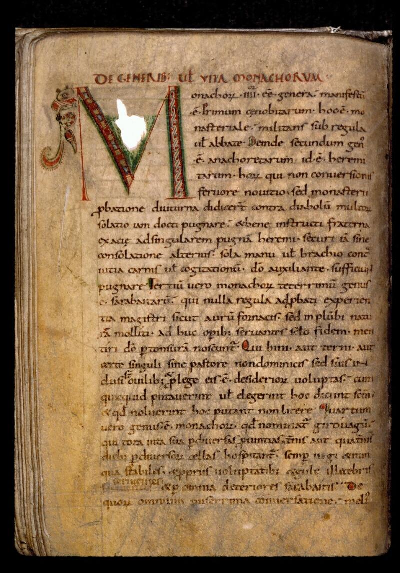 Angers, Bibl. mun., ms. 0798, f. 072v - vue 1