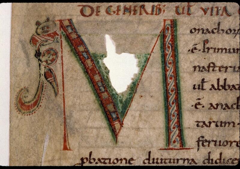 Angers, Bibl. mun., ms. 0798, f. 072v - vue 2